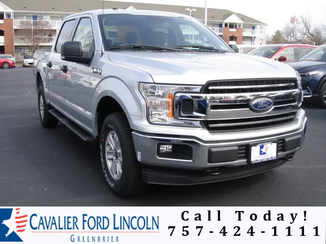 2018 F-150 SuperCrew Cab 4x4,  Pickup #D8572 - photo 1