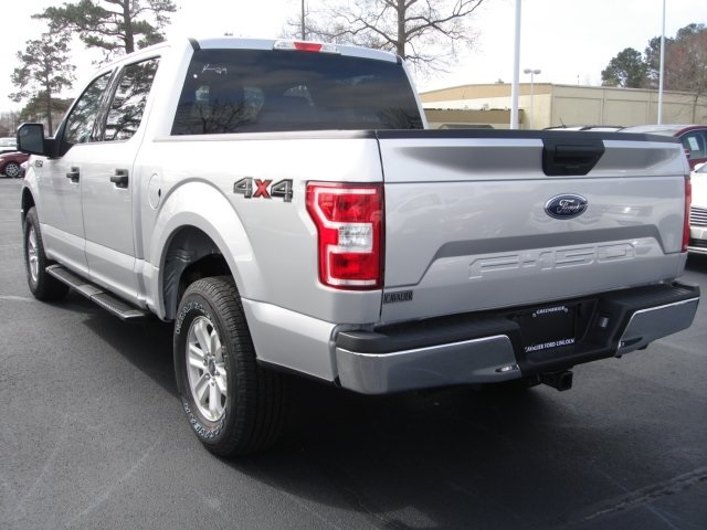 2018 F-150 SuperCrew Cab 4x4,  Pickup #D8572 - photo 4