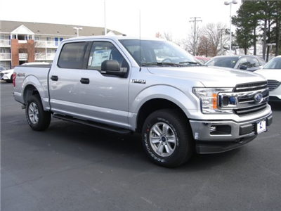 2018 F-150 SuperCrew Cab 4x4,  Pickup #D8572 - photo 3