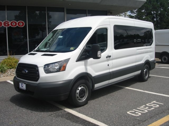 2018 Transit 350 Med Roof 4x2,  Passenger Wagon #D8618 - photo 6