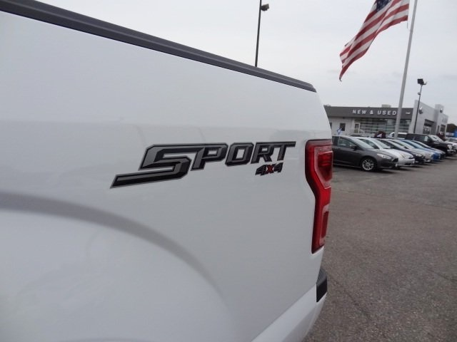 2018 F-150 SuperCrew Cab 4x4,  Pickup #D8792 - photo 18