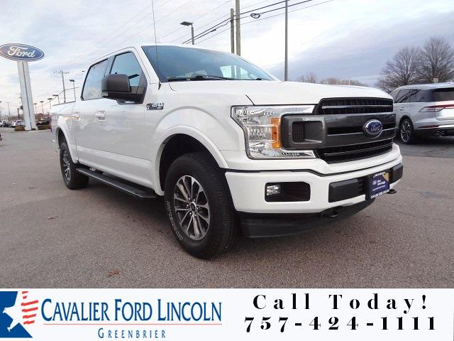 2018 F-150 SuperCrew Cab 4x4,  Pickup #D8792 - photo 1