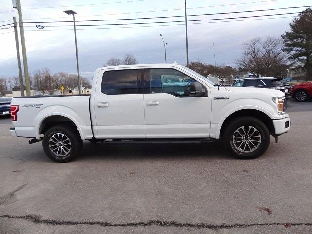 2018 F-150 SuperCrew Cab 4x4,  Pickup #D8792 - photo 4