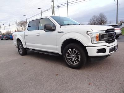 2018 F-150 SuperCrew Cab 4x4,  Pickup #D8792 - photo 3