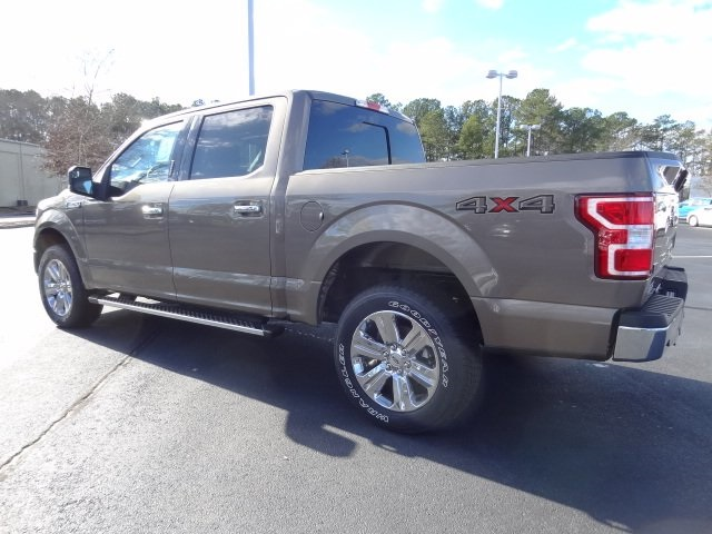 2018 F-150 SuperCrew Cab 4x4,  Pickup #D8821 - photo 4