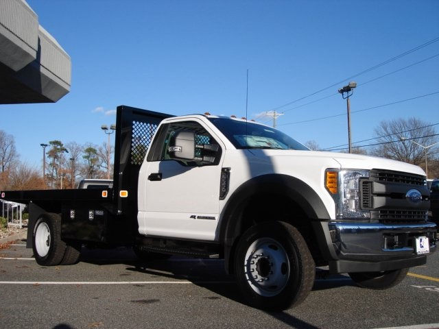 2017 F-550 Regular Cab DRW, Knapheide Platform Body #G77174 - photo 3