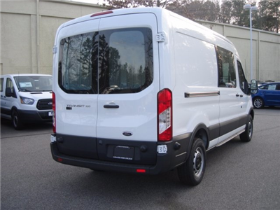 2017 Transit 150 Med Roof, Cargo Van #G77465 - photo 4