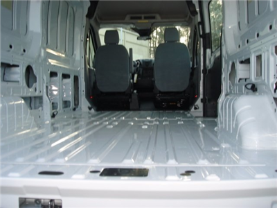 2017 Transit 150 Med Roof, Cargo Van #G77465 - photo 2