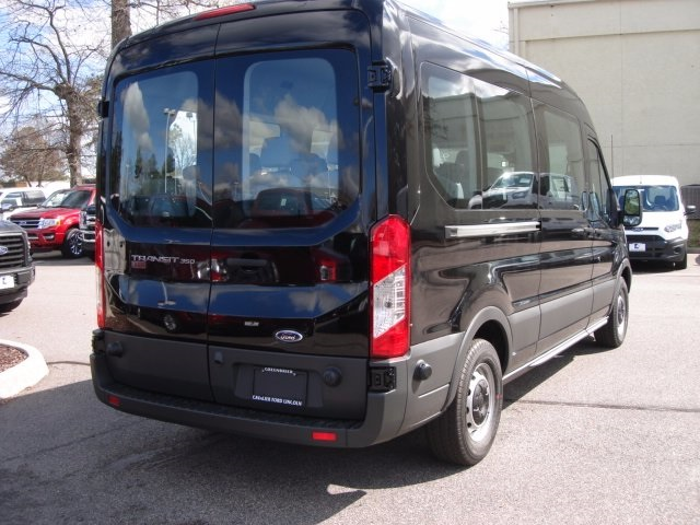 2017 Transit 350 Medium Roof, Passenger Wagon #G77518 - photo 3