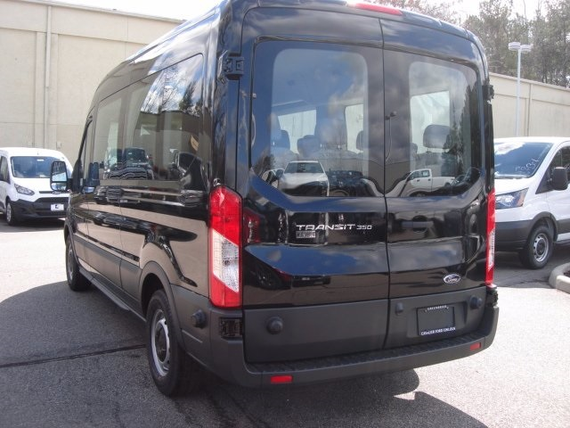 2017 Transit 350 Medium Roof, Passenger Wagon #G77518 - photo 4