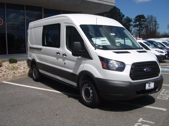 2017 Transit 150 Cargo Van #G77562 - photo 4