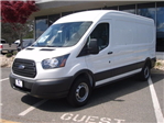 2017 Transit 150 Cargo Van #G77562 - photo 6