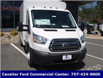 2017 Transit 350 HD Low Roof DRW, Reading Service Utility Van #G77575 - photo 1