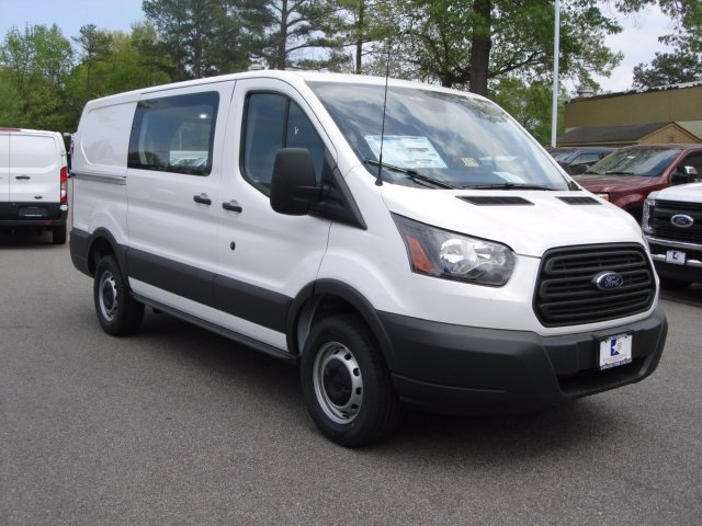 2017 Transit 250 Low Roof 4x2,  Empty Cargo Van #G77619 - photo 3