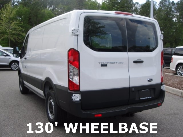 2017 Transit 250 Low Roof 4x2,  Empty Cargo Van #G77619 - photo 5