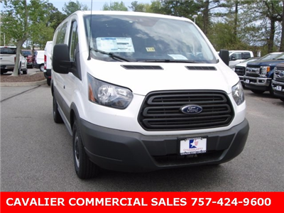 2017 Transit 250 Low Roof 4x2,  Empty Cargo Van #G77619 - photo 1