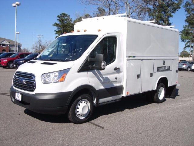 2017 Transit 350 HD Low Roof DRW, Reading Service Utility Van #G77640 - photo 5