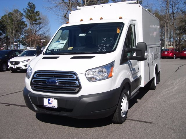 2017 Transit 350 HD Low Roof DRW, Reading Service Utility Van #G77640 - photo 6