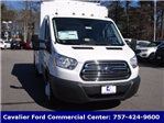 2017 Transit 350 HD Low Roof DRW, Reading Service Utility Van #G77640 - photo 1