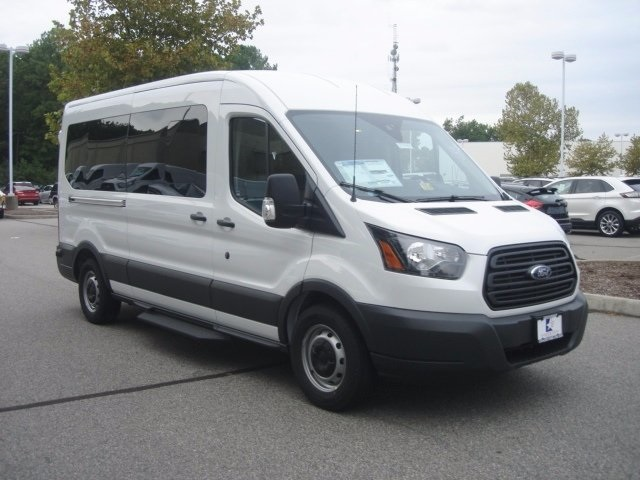 2017 Transit 350 Medium Roof Passenger Wagon #G77989 - photo 3
