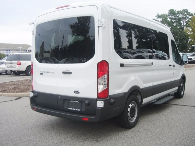 2017 Transit 350 Medium Roof Passenger Wagon #G77989 - photo 2