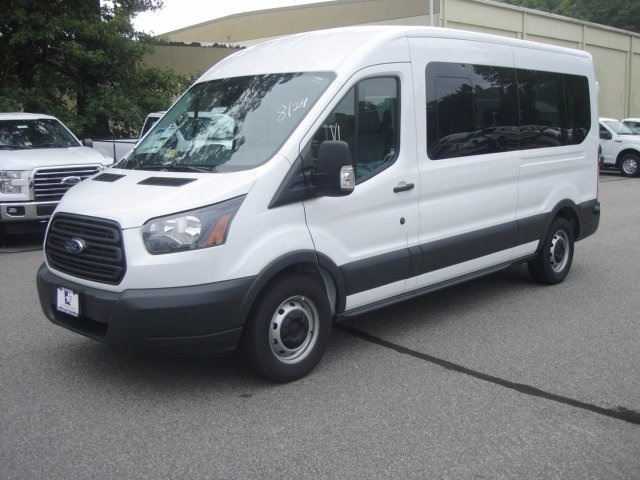 2017 Transit 350 Medium Roof Passenger Wagon #G77989 - photo 5