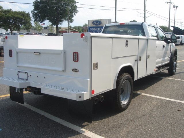 2017 F-450 Crew Cab DRW, Reading Service Body #G77990 - photo 2