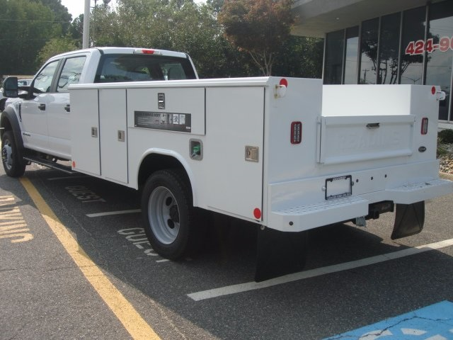 2017 F-450 Crew Cab DRW, Reading Service Body #G77990 - photo 4