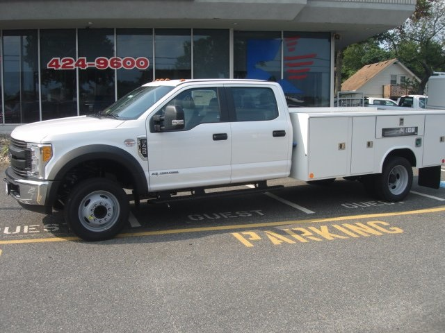 2017 F-450 Crew Cab DRW, Reading Service Body #G77990 - photo 6