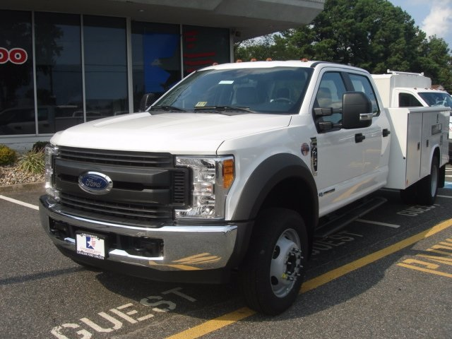 2017 F-450 Crew Cab DRW, Reading Service Body #G77990 - photo 7