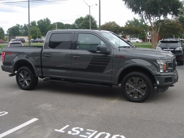 2018 F-150 Crew Cab 4x4 Pickup #G88011 - photo 3