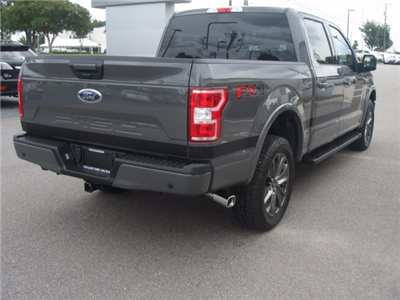 2018 F-150 Crew Cab 4x4 Pickup #G88011 - photo 2