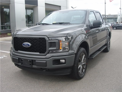 2018 F-150 Crew Cab 4x4 Pickup #G88011 - photo 6