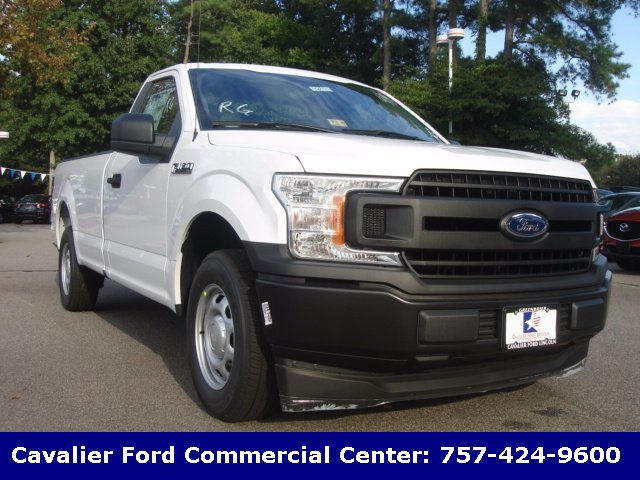 2018 F-150 Regular Cab 4x2,  Pickup #G88017 - photo 1