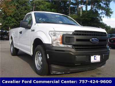 2018 F-150 Regular Cab Pickup #G88017 - photo 1
