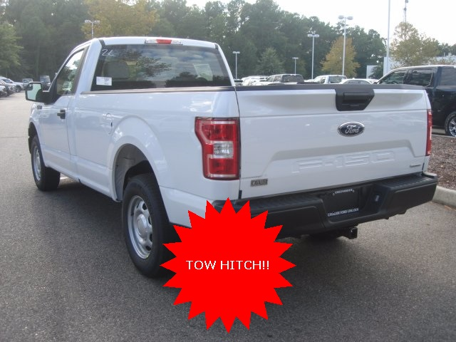 2018 F-150 Regular Cab 4x2,  Pickup #G88021 - photo 4