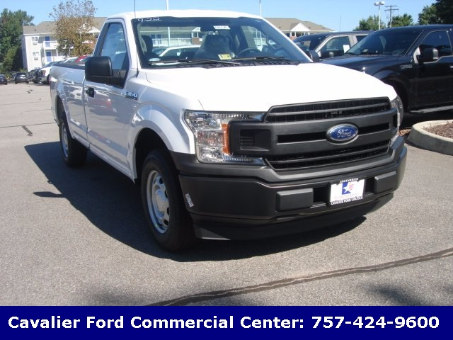 2018 F-150 Regular Cab Pickup #G88041 - photo 1