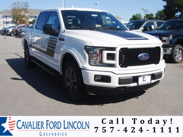 2018 F-150 Crew Cab 4x4 Pickup #G88054 - photo 1