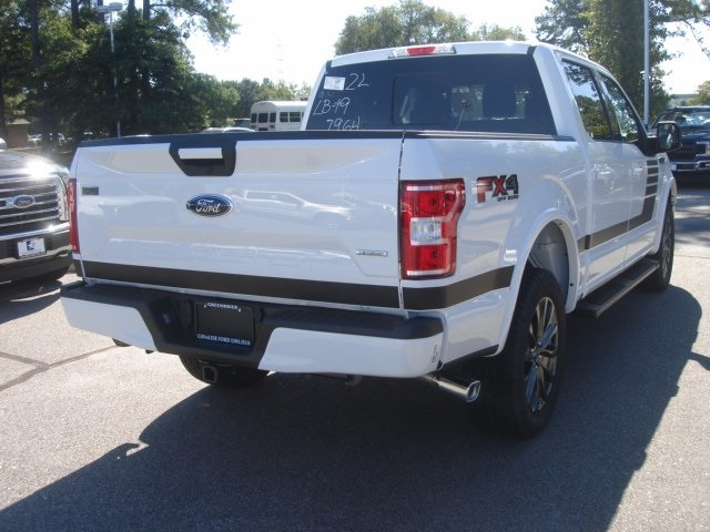 2018 F-150 Crew Cab 4x4 Pickup #G88054 - photo 2