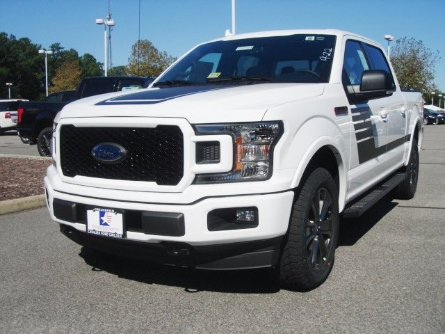 2018 F-150 Crew Cab 4x4 Pickup #G88054 - photo 5