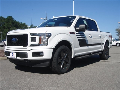 2018 F-150 Crew Cab 4x4 Pickup #G88054 - photo 4