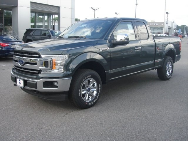 2018 F-150 Super Cab 4x4,  Pickup #G88089 - photo 7