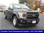2018 F-150 Regular Cab, Pickup #G88090 - photo 1