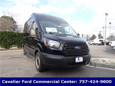 2018 Transit 350 High Roof, Passenger Wagon #G88124 - photo 1