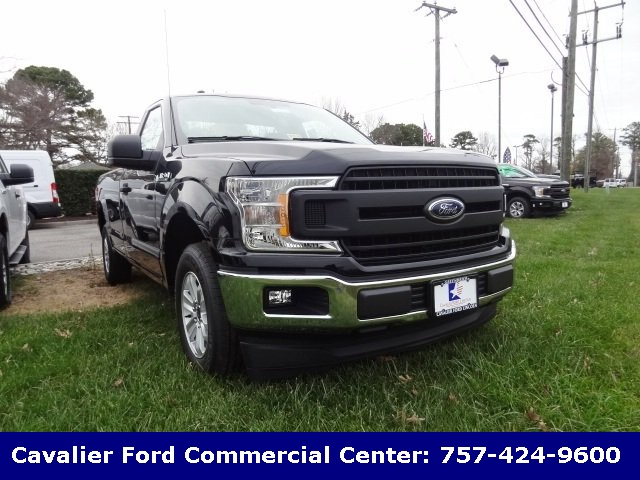 2018 F-150 Regular Cab, Pickup #G88126 - photo 1