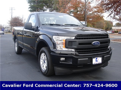2018 F-150 Regular Cab 4x2,  Pickup #G88133 - photo 1
