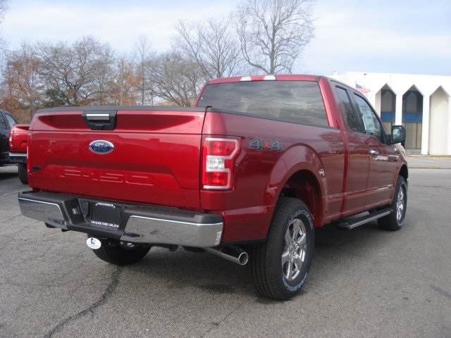 2018 F-150 Super Cab 4x4, Pickup #G88137 - photo 2