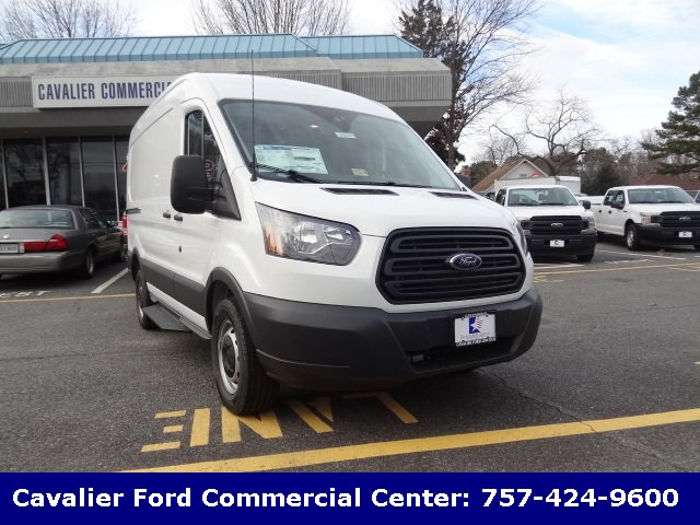 2018 Transit 250 Med Roof, Cargo Van #G88149 - photo 1