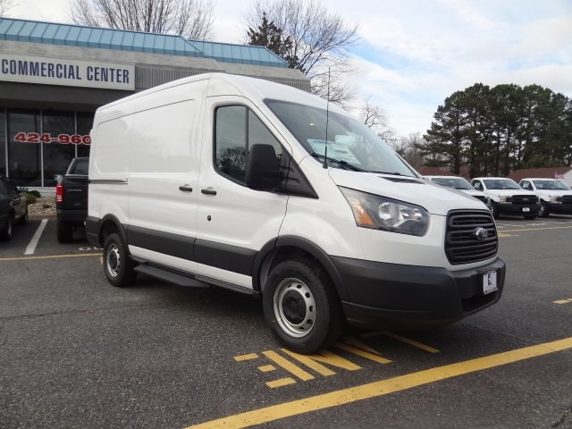2018 Transit 250 Med Roof, Cargo Van #G88149 - photo 4