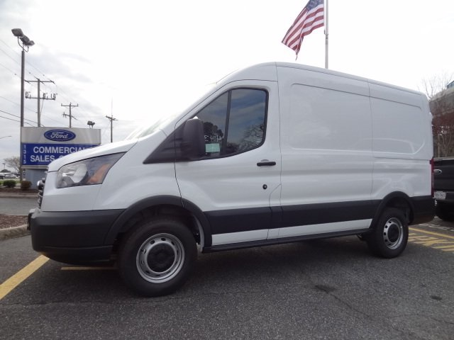 2018 Transit 250 Med Roof, Cargo Van #G88149 - photo 8